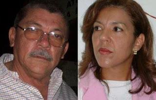 Carlos Hamilton, conhecido como Garrafão e. Monalisa Tavares   teveram suas candidaturas indeferidas