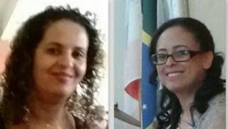 Marcilene Oliveira Sampaio e sua prima, Cristina Sampaio foram asasinada cruelmente