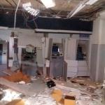 CAMAMÚ: BANDIDOS EXPLODEM CAIXAS ELETRÔNICOS DO BANCO DO BRASSIL