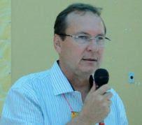 O candidato a prefeito mais votado de Uruçuca, Moacyr Leite (DEM).