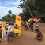 """MARAÚ: PROJETO """"SURF SALVA"""" CAPACITA SURFISTAS E MERGULHADORES EM BARRA GRANDE"""