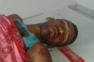 """""""Mirto"""" foi atingido com vários tiros"""