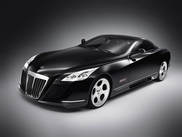 O Maybach Exelero é um dos carros mais caros do mundo; o prêmio da Mega só dá para comprar um (Foto: Divulgação)