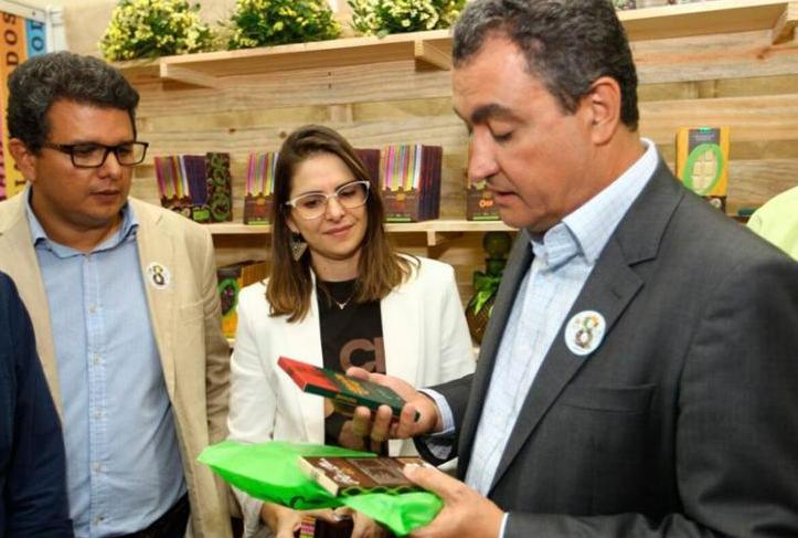 Rui Costa vai se reunir com fabricantes de chocolate da Bahia e do exterior