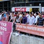 TRABALHADORES DE BANCO PRIVADOS  E  DO BNB  ENCERRAM GREVE; CAIXA MANTÉM  PARALISAÇÃO