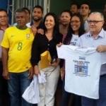 AURELINO LEAL: PREFEITURA RETOMA 2ª FASE DA CAMPANHA EM PROL DO HOSPITAL