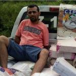 UBAITABA: CANDIDATO A VEREADOR ELEITO FOI PRESO COM 300 KG DE DROGAS