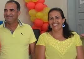 Suka é a nova prefeita de Ubaitaba e Jailton é o vice prefeito.