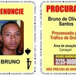 QUATRO DE ESPADAS DO BARALHO DO CRIME MORRE EM CONFRONTO COM A POLÍCIA