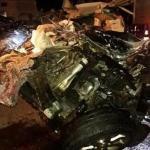 ACIDENTE COM CARRO E CARRETA DEIXA DOIS MORTOS  BA-262