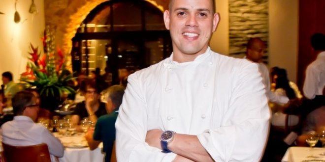 o chef Fabrício Lemos vai trabalhar temas como: Valorização de Ingredientes Locais;