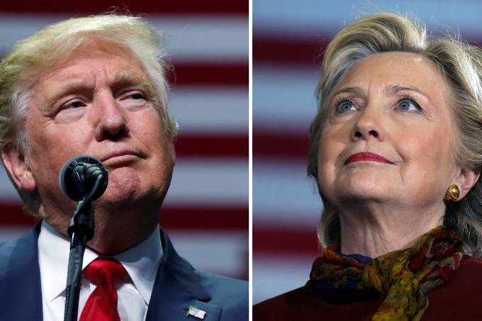 Seja Hillary ou Trump o próximo presidente.
