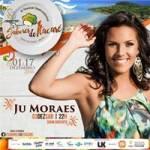 """JU MORAES É A GRANDE ATRAÇÃO DO III FESTIVAL GASTRONÔMICO  """"SABORES DE ITACARÉ"""" EM DEZEMBRO"""
