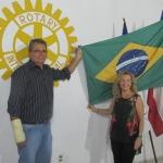 ROTARY DE UBAITABA: NOVOS SÓCIOS FORAM EMPOSSADOS