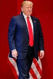O republicano Donald Trump venceu a eleição nesta terça-feira