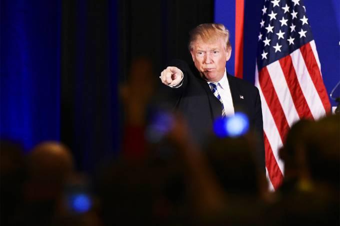 Donald Trump, reafirmou neste domingo, em entrevista ao programa 60 Minutes, do canal de televisão CBS News,