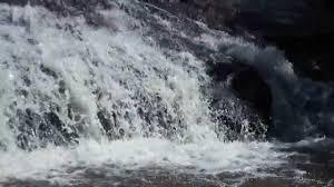 A Cachoeira da Dona Zilda, proporcionando banhos deliciosos