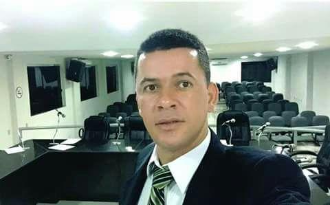Vereador foi preso em flagrante (Foto: Reprodução)
