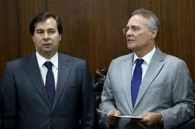 Rodrigo Maia e Renan Calheiros podem ser impactados pela decisão do STF