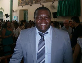 Márcio Oliveira dos Santos, de 43 anos, sofria de problemas cardíacos