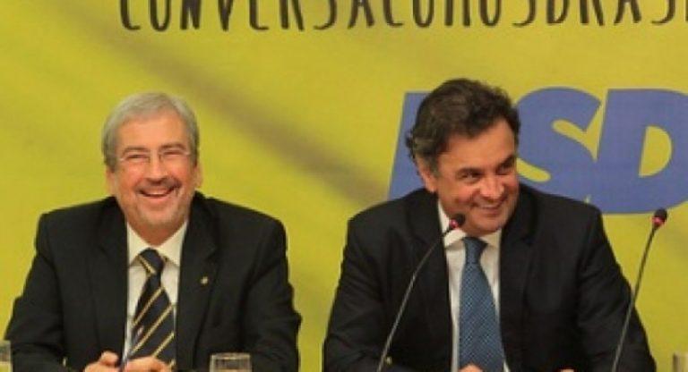 Imbassahy foi uma indicação do PSDB