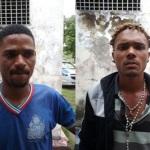 GONGOGÍ: POLICIA MILITAR PRENDE DOIS ELEMENTOS ARMADOS COM REVOLVER