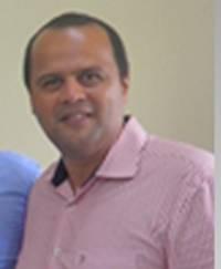 O  vereador Marco Líger conta com apoio do prefeito Beda