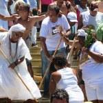 FESTA DA LAVAGEM DA CATEDRAL ATRAIU GRANDE PÚBLICO EM EM ILHÉUS