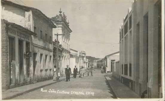 Imagens de Itacaré antigo cedidas pela família Issac Soares