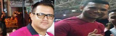 Everton Oliveira de Santana e Gilberto Lima Silva Júnior, foram executados pelos bandidos numa ponte próxima a cidade.