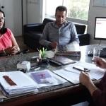 UBAITABA: PREFEITA COBRA PROMESSA DO GOVERNO SOBRE CENTRO DE CANOAGEM E PAVIMENTAÇÃO DE RUAS