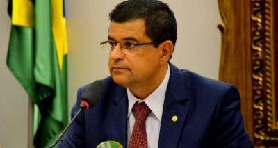 Davidson assumiu, há pouco tempo, a presidência do PC do B na Bahia