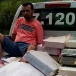 UBAITABA: VEREADOR PRESO COM 300 KG DE ENTORPECENTES TOMA POSSE HOJE NA CÂMARA MUNICIPAL
