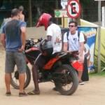 CRESCE O TRANSPORTE CLANDESTINO EM BARRA GRANDE; MOTOTAXISTAS PEDEM PROVIDÊNCIAS