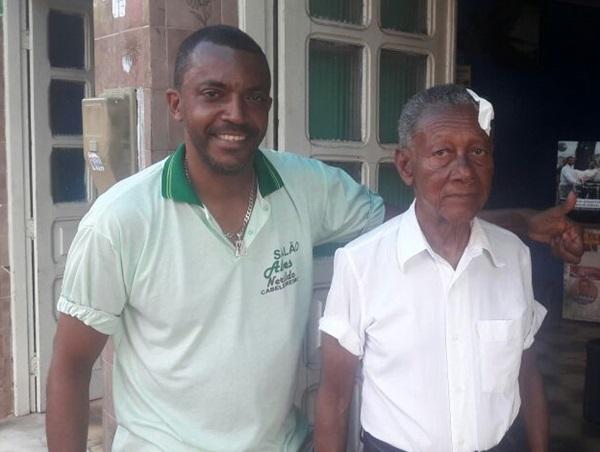 O mestre e o discípulo duas gerações de Barbeiros