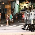 MESMO COM TROPA NA RUA, TENSÃO SEGUE NO ES