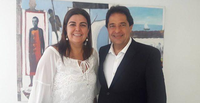 Ioná se reuniu com o Secretário de Turismo do Estado para buscar recursos para iniciar novas obras em Camamu