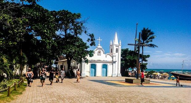 A Praia do Forte está com 85% de ocupação de turistas para o período, segundo estimativa da Turisforte (Foto: Divulgação)