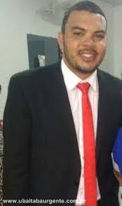 O vereador Dhones Almeida está em seu primeiro mandato