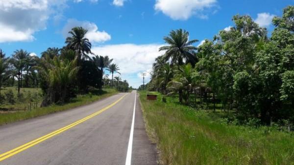A rodovia com mais de 10 Km de extensão está em fase de conclusão