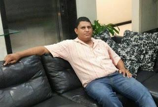 O mandado de prisão contra Antônio Marcos Rocha Ribeiro foi cumprido