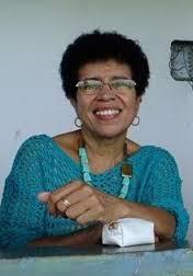 Josefina Castro (PT), como nova diretora do Núcleo de Educação, antiga Direc 7.