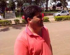 O prefeito da cidade, Rosemar Hentges (PP), foi feito refém pelos criminosos. Ele já foi liberado.