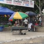 CAMELÔS INVADEM PRAÇAS DO CENTRO DE UBAITABA