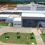 IMAGENS AÉREAS MOSTRAM HOSPITAL DO CACAU QUASE PRONTO