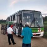 61ª CIPM/UBAITABA REALIZA ABORDAGEM EM VEÍCULOS E MOTOS NA REGIÃO