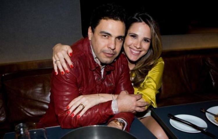 Sertanejo fez declaração para a filha no Instagram