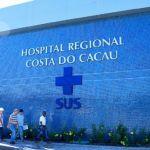 PRONTO, HOSPITAL DA COSTA DO CACAU SERÁ INAGURADO  EM JUNHO