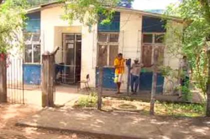 Delegacia de Ibirapitanga registra fuga nesta quinta (Foto: Ubatã Notícias)