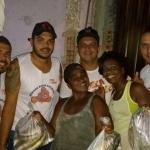 "AURELINO LEAL: ""FORÇA JOVEM"" PROMOVEU DISTRIBUIÇÃO DE PEIXES NA SEMANA SANTA"